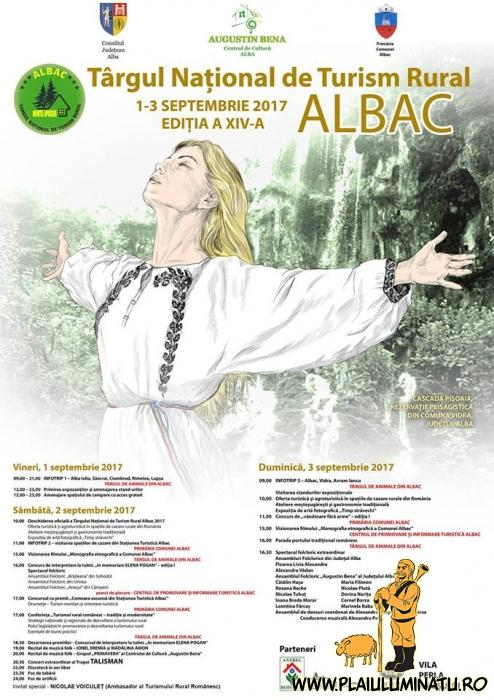 Targul National de Turism Rural Albac 2017